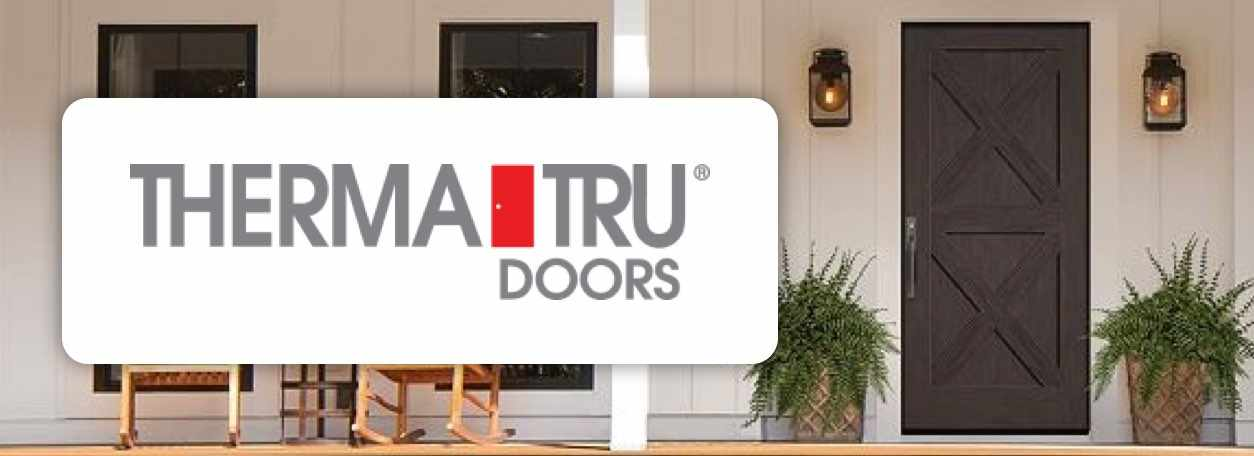 Shop Thermatru Doors at Stringham Lumber