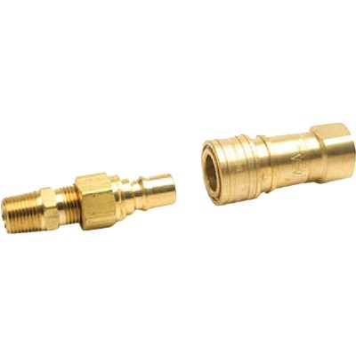 MR. HEATER 3/8 In. Brass Gas Connector