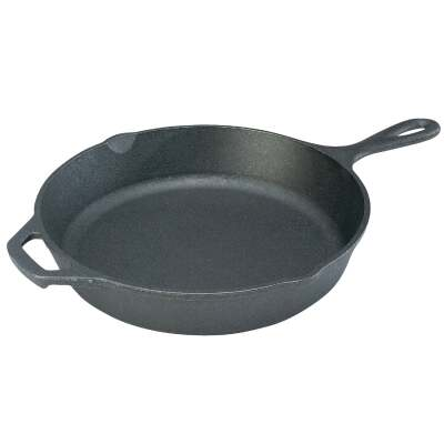 Lodge 10-1/4 In. Cast Iron Skillet with Assist Handle