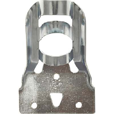 Valley Forge 1-Position 3/4 In. Stamped Steel Flag Pole Bracket
