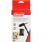 Coleman 16.25 In. Steel Folding Shovel with Pick Image 2